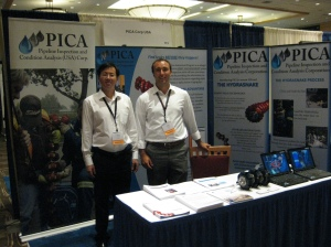 PICAs ASCE 2011 Booth
